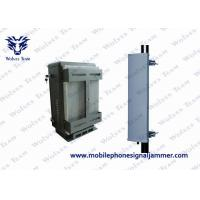 Buy cheap Waterproof 80W Mobile Phone Signal Blocker , Prison Cell Phone Jamming System product