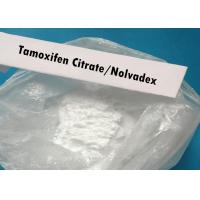 Buy cheap Nolvadex Powder Tamoxifen Citrate CAS 54965-24-1 Anti Estrogen Bodybuilding product