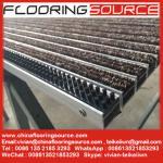 Buy cheap Outdoor Aluminum Entrance Carpet Floor Mat Brush Bar Rubber and Carpet Infill product