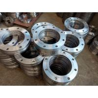Buy cheap ANSI DIN Stainless Steel Forged Casting Slip-on Pipe Flange product