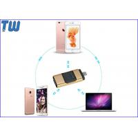 China 8GB USB3.0 USB Stick Drive 3IN1 OTG Function Fastest Data Transmission on sale