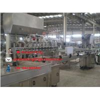 automatic liquid filling and sealing machine