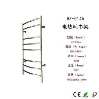 Buy cheap wall mounted stainless steel vertical heated towel rack/towel rail product