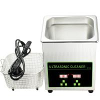 Buy cheap Digital Benchtop Dental Ultrasonic Cleaner Used Jewelry Denture Watch Eyeglasses 2L 40kHz product