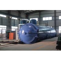 China Rubber Vulcanized  Autoclave With Safety Interlock , Automatic Control,and is of high temperature and low pressure on sale
