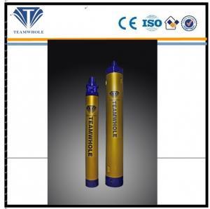 Deep Hole Drilling DTH Drilling Tools 20-100m Depth TS Series DTH Hammer