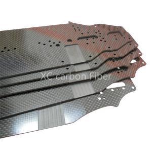 Large Size Carbn Fiber Sheet UAV/RC Hobby Cutting Parts 750mm