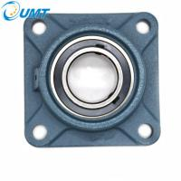 Buy cheap UCF209 Spherical Pillow Block Bearings Steel Cage For Variable Frequency Pump from wholesalers