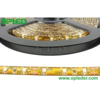 Buy cheap 12V LED Ribbon Lighting Strip , IP65 waterproof rgb led strip 5m 3528smd product