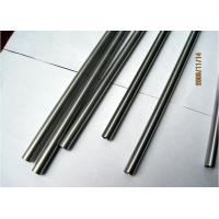 Buy cheap ASTM A213 316L Seamless Cold Drawn Steel Tube Thin Walled , Mechanical Round Small SS Tubing product