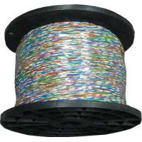 Buy cheap 24 AWG 5 Core E1 Jumper Wire Cable CAT5E Network Cable for Internal Wiring product