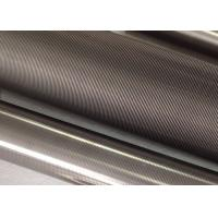 Buy cheap Beverage Industry Wedge Wire Screen / 10SR Looped Polished Slotted Tube from Wholesalers