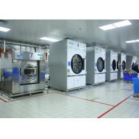 Buy cheap Full Automatic Hotel Washing Machine Extractor 30kg Middle Size Energy Saving product