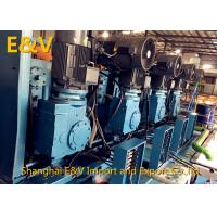 Buy cheap High Speed 20mm - 8mm Two Roll Mill Machine 2.5 Ton/Hour With 10 Stands product