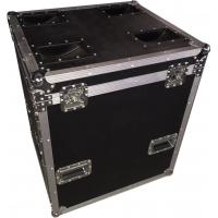 Buy cheap 9mm Plywood With 1mm Fireproof Wood Color Rack Flight Case Standard Case product