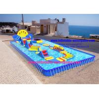Buy cheap Summer Inflatable Outdoor Water Toys , Ultimate Inflatable Backyard Water Park from Wholesalers