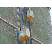 Buy cheap Helical Reducer Cage 450M Construction Material Hoist product