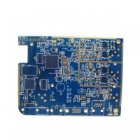 Buy cheap 4 layer Heavy Copper PCB with High TG and ENIG finished product