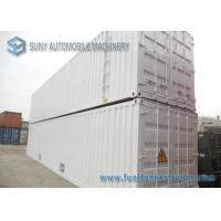 Buy cheap 40 FT Mobile Refuel Station Container 36000L Oil Tank with Digital Dispensor product