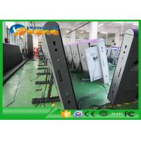 Buy cheap Electronic Football Scoreboards sport perimeter led display 10000dots / ㎡ Pixel Density product