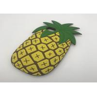 Buy cheap 3D Cartoon Fruit Summer Pineapple Phone Case For IPhone 8 Soft Silicone Cover product