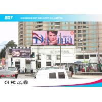 Buy cheap High Resolution P10 Outdoor Led Display Advertising Screen With 160x160mm Module product