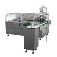 Horizontal Automatic Cartoning Machine With High Work Efficiency