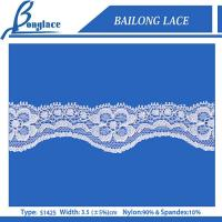 Buy cheap Elastic lace trims product