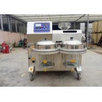 Buy cheap commercial use stainless steel material oil pressing/extracting machine with two oil filter pan product