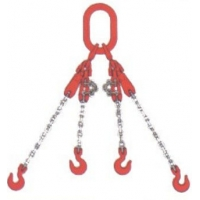 Buy cheap Alloy Steel 8mm 4 Leg Adjustable Chain Sling product