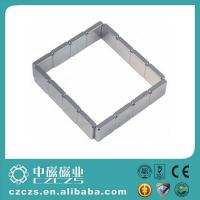 Buy cheap Custom Rare Earth Strong Block Sintered NdFeb Magnet in OEM Design product