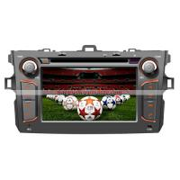 Buy cheap Toyota Corolla Android Radio DVD Navigation with DTV 3G Wifi BT product