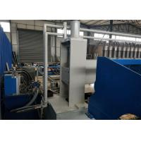 Buy cheap Hydraulic Drive Reinforcing Mesh Welding Machine 5 - 12mm For Steel Rebar Mesh product