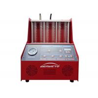 Buy cheap High Performance Fuel Injector Tester And Cleaner / Electronic Diesel Injector Tester product