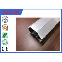 Buy cheap Anodized Aluminium Frame Profile for  AHU System / Hygienic Air Handling Units product