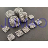 Buy cheap Gas Turbines Knitted Mesh Filters Galvanized Wire For Back Seat / Rear Airbag product
