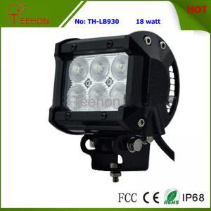 Buy cheap 18W 4 Inch Double Row LED Light Bar for ATV,UTV or SUV product