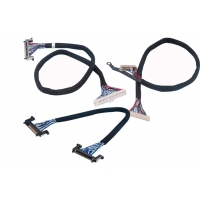 Buy cheap 1.0mm LVDS Screen Cable product