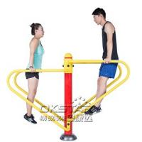 Buy cheap China high quality cheap hot sale Outdoor Fitness Equipment outdoor parallel bar product