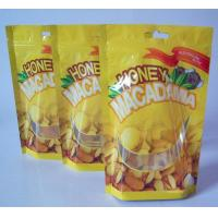 Buy cheap Resealable Plastic Snack Bags Waterproof Offset Printing for Seed product