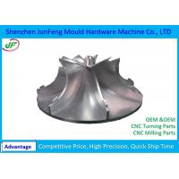 China OEM Precision Machined Products / Aluminum CNC Machining Ra0.8-3.2 Surface Roughness on sale