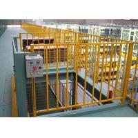 China Pallet Racking Mezzanine Floors Multi Level Warehouse industrial shelving units on sale
