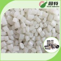 Buy cheap Colorless Hot Melt Glue Assembly / Polyolefin Hot Melt Adhesive For Air Filter product