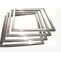 Buy cheap A1-A30 Model and Specification of Aluminum Frame for screen printing product