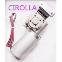 Buy cheap Durable Aluminum Brushless Electric Sliding Door Motor 75W 24VDC Noise  product