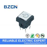 Buy cheap DIP Terminal Type Illuminated Tactile Switch Momentary Vertical Press Operation product