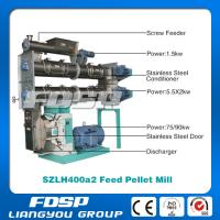 China Factory Directly Selling Double Conditioner Pellet Mill & Pellet Machine & Feed Pellet Mills on sale