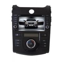 Buy cheap 7 Kia Car DVD GPS Player For Cerato 2010 - 2011 (Auto) Built-in Bluetooth A2DP / IPOD / 3G product