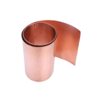 China Electrolytic Flexible RA Copper Sheet Roll on sale