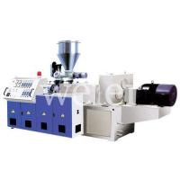 Buy cheap SJSZ Twin Conical Screw Plastic Extruder from wholesalers